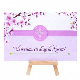 Invitatie Nunta PRO Primavaratec