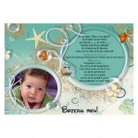 Invitatie Botez Magnetica Poveste 8