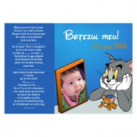 Invitatie Botez Magnetica Tom 2