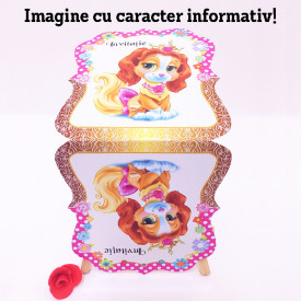 Invitatie Gemeni Contur Disney 38