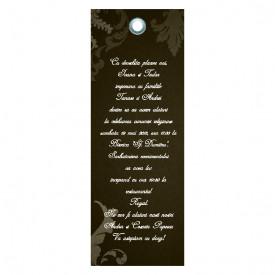 Invitatie Nunta Label INL24