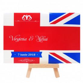 Invitatie Nunta PRO Londra