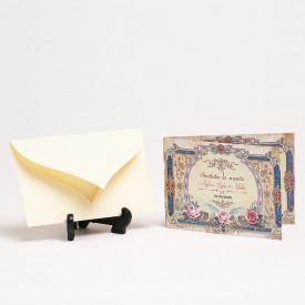 Invitatie Nunta Victorian Wedding