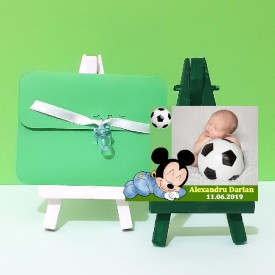 Magnet Contur Mickey Mouse 23