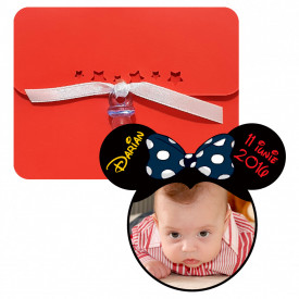 Magnet Contur Mickey Mouse 27