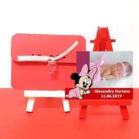 Magnet Contur Minnie Mouse 24