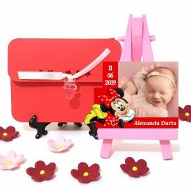 Magnet Contur Minnie Mouse 7