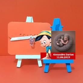 Magnet Contur Pinocchio