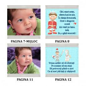 Marturie Botez Carticica 6 Foto Print
