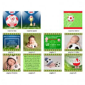 Marturie Carticica Fotbal 11