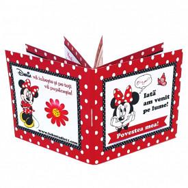 Marturie Carticica Minnie Mouse 1