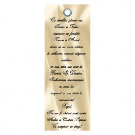Invitatie Nunta Label INL37