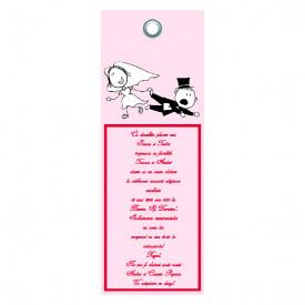 Invitatie Nunta Label INL51
