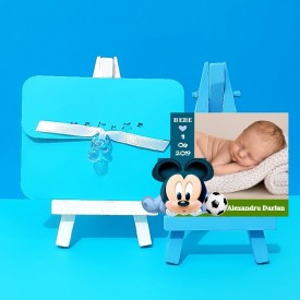 Magnet Contur Mickey Mouse 20