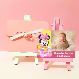 Magnet Contur Minnie Mouse 17