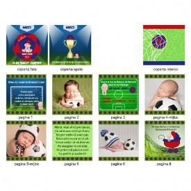 Marturie Carticica Fotbal 14
