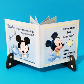Marturie Carticica Mickey Mouse 1
