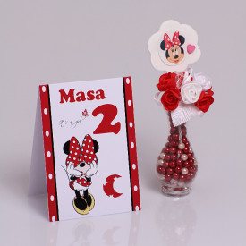 Nr de Masa Botez Minnie Mouse 2