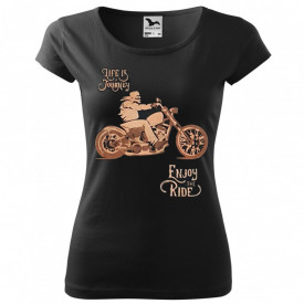 Tricou Moto Ride