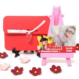 Magnet Contur Baby Princess 5