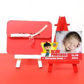 Magnet Contur Baby Princess 7