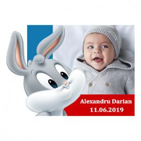 Magnet Contur Bugs Bunny 7