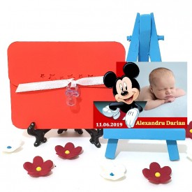 Magnet Contur Mickey Mouse 15