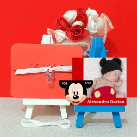 Magnet Contur Mickey Mouse 5