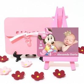 Magnet Contur Minnie Mouse 10