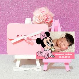 Magnet Contur Minnie Mouse 22