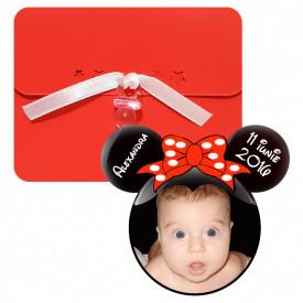 Magnet Contur Minnie Mouse 32