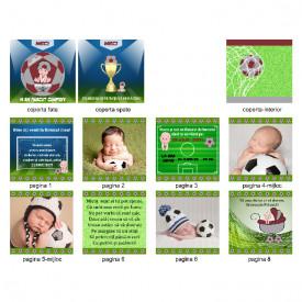 Marturie Carticica Fotbal 13