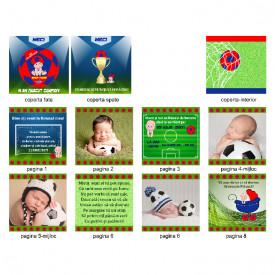 Marturie Carticica Fotbal 1