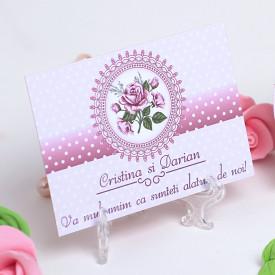 Marturie Nunta Magnet Roses