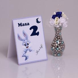 Nr de Masa Botez Bugs Bunny