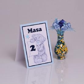 Nr de Masa Botez Me to You