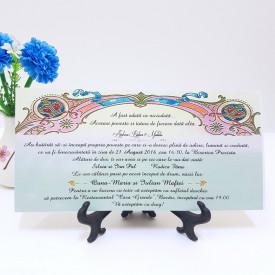 Invitatie Nunta BBS7 Victorian 2