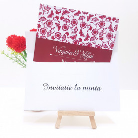 Invitatie Nunta PRO Fluturi