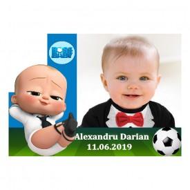 Magnet Contur Boss Baby 15