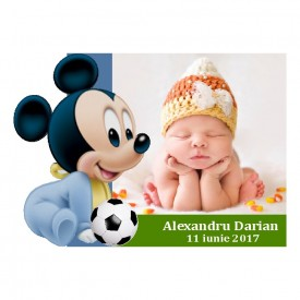 Magnet Contur Mickey Mouse 17