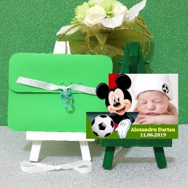 Magnet Contur Mickey Mouse 25