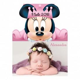 Magnet Contur Minnie Mouse 13