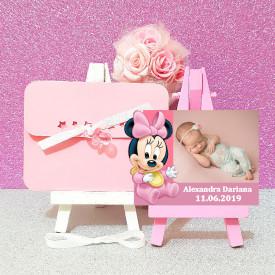 Magnet Contur Minnie Mouse 15