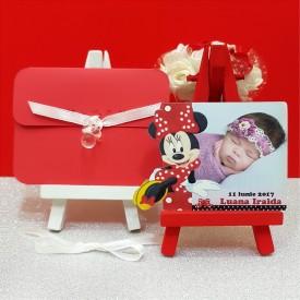 Magnet Contur Minnie Mouse 2