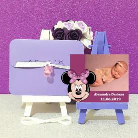 Magnet Contur Minnie Mouse 30