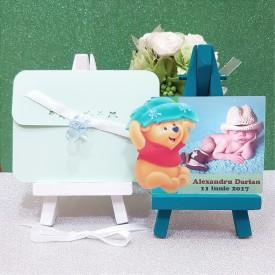 Magnet Contur Winnie the Pooh