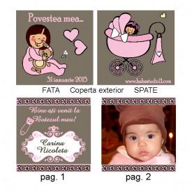 Marturie Botez Carticica 10 Foto Bebelusa