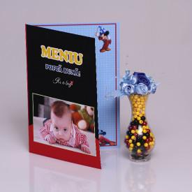Meniu Botez cu Foto Mickey Mouse 3