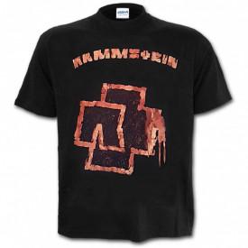Tricou decolorat personalizat RAMMSTEIN