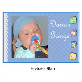 Invitatie Botez Cu Capsa Disney 31